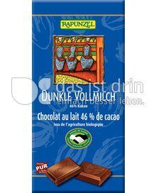 Produktabbildung: Rapunzel Dunkle Vollmilch