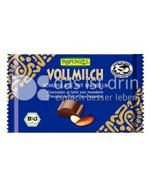 Produktabbildung: Rapunzel Vollmilch Schokolade