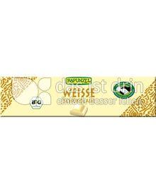 Produktabbildung: Rapunzel Weisse Schokolade