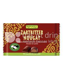 Produktabbildung: Rapunzel Zartbitter Nougat