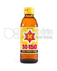 Produktabbildung: M-150 Still Energy Drink 150 ml