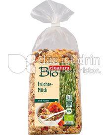Produktabbildung: Rinatura Bio Früchte-Müsli 500 g