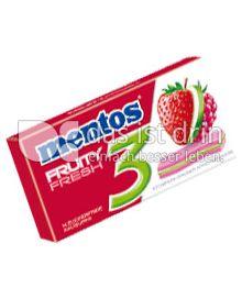 Produktabbildung: Mentos Fruity Fresh 3 114 g