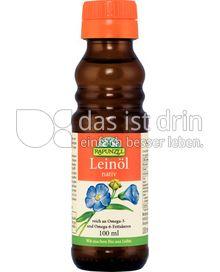 Produktabbildung: Rapunzel Leinöl 100 ml