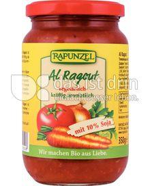 Produktabbildung: Rapunzel Al Ragout 350 g