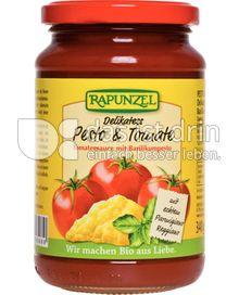 Produktabbildung: Rapunzel Delikatess Pesto & Tomate
