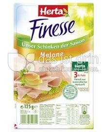 "Produktabbildung: Herta Finesse Unser Schinken der Saison ""Melone"" 125 g"