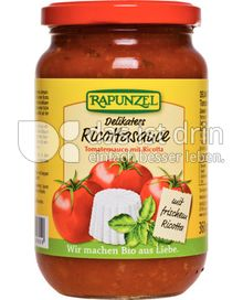 Produktabbildung: Rapunzel Delikatess Ricottasauce