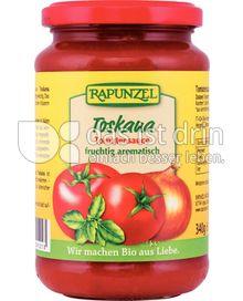 Produktabbildung: Rapunzel Toskana Tomatensauce 340 g