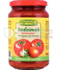 Produktabbildung: Rapunzel Tradizionale Tomatensauce 340 g
