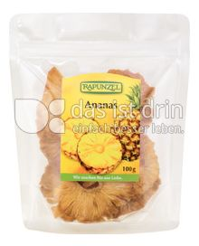 Produktabbildung: Rapunzel Ananas 100 g