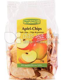 Produktabbildung: Rapunzel Apfel-Chips 75 g