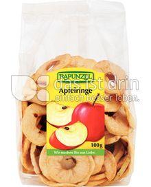 Produktabbildung: Rapunzel Apfelringe 100 g
