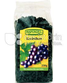 Produktabbildung: Rapunzel Korinthen 250 g