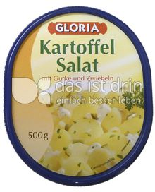 Produktabbildung: Gloria Kartoffelsalat 500 g