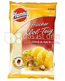 Produktabbildung: Pfanni Frischer Kloß-Teig 750 g