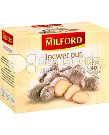 Produktabbildung: Milford Ingwer 40 St.