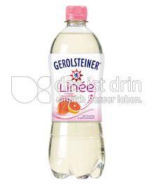 Produktabbildung: Gerolsteiner Linée Mango-Grapefruit 0,75 l