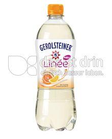 Produktabbildung: Gerolsteiner Linée Grapefruit-Blutorange 0,75 l