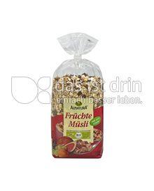 Produktabbildung: Alnatura Früchte Müsli 750 g