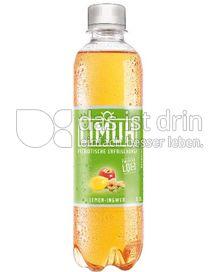 Produktabbildung: LIMUH Prebiotische Erfrischung Lemon-Ingwer 0,35 l