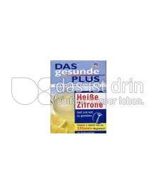 Produktabbildung: DAS gesunde PLUS Heiße Zitrone 300 g