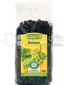 Produktabbildung: Rapunzel Rosinen 500 g