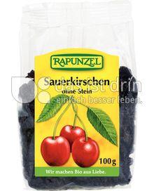 Produktabbildung: Rapunzel Sauerkirschen 100 g