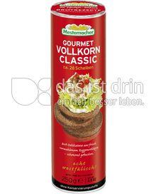 Produktabbildung: Mestemacher Gourmet Vollkorn Classic 250 g