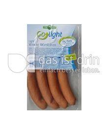 Produktabbildung: Golight Light Wiener Würstchen 200 g