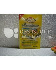 Produktabbildung: Well You Maasdamer leicht 200 g