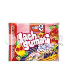 Produktabbildung: Nimm 2 Lachgummi Joghurt minis