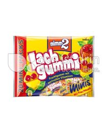 Produktabbildung: Nimm2 Lachgummi minis