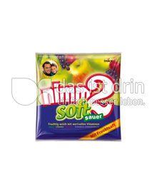 Produktabbildung: Storck Nimm 2 soft sauer 240 g