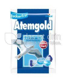 Produktabbildung: Storck Atemgold zuckerfrei
