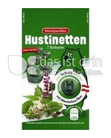 Produktabbildung: Hustinetten 7 Kräuter Hustinetten 250 g