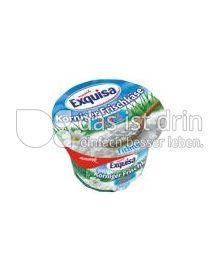 Produktabbildung: Exquisa fitline Körniger Frischkäse 200 g
