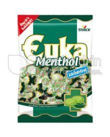 Produktabbildung: Storck Euka Menthol zuckerfrei 150 g