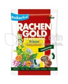 Produktabbildung: Storck Rachengold Kräuter zuckerfrei