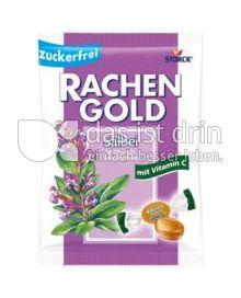 Produktabbildung: Storck Rachengold Salbei zuckerfrei