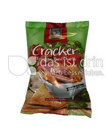 Produktabbildung: Bohlsener Mühle Cräcker Tomate-Basilikum 150 g