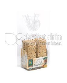 Produktabbildung: Bohlsener Mühle Schwarzkümmel & Käse Snäckebrot 200 g