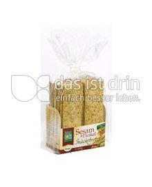 Produktabbildung: Bohlsener Mühle Sesam & Dinkel Snäckebrot 200 g