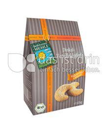 Produktabbildung: Bohlsener Mühle Dinkel-Vanillekipferl 125 g