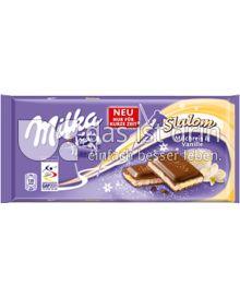 Produktabbildung: Milka Slalom Tafelschokolade 100 g