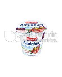Produktabbildung: Almighurt Exotic Granatapfel-Cranberry 150 g