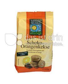 Produktabbildung: Bohlsener Mühle Dinkel Schoko-Orangen Gebäck 125 g