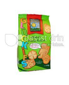 Produktabbildung: Bohlsener Mühle Glückies Dinkel-Frucht Kekse 150 g