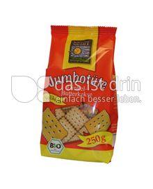 Produktabbildung: Bohlsener Mühle Jumbotüte Dinkel-Butterkekse 250 g