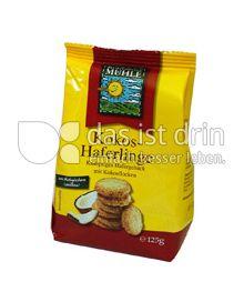 Produktabbildung: Bohlsener Mühle Kokos-Haferlinge 125 g